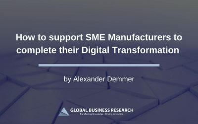 SME Manufacturers' Digital Transformation Journey