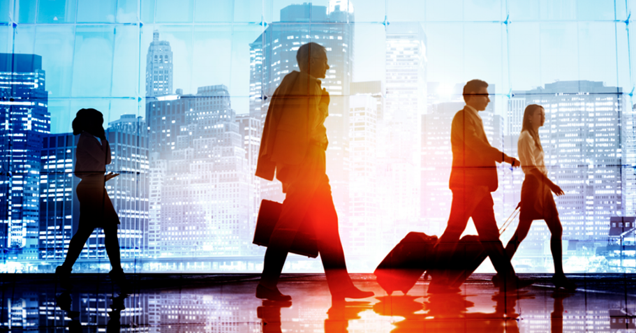 Corporate travel… The return? LinkedIn Poll