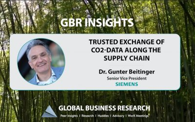 Trusted Exchange of CO2-Data Along the Supply Chain